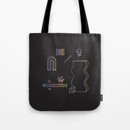 THE ODYSSEY [AFTER DARK] Tote Bag