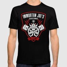 Immortan Joe's Customs SMALL Black Mens Fitted Tee