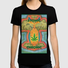 Atomic Chronic T-shirt