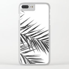 Palms IV Clear iPhone Case