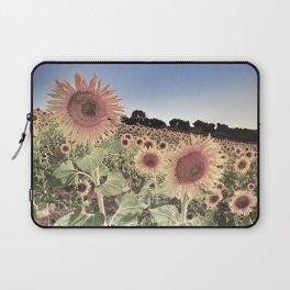 """""""Sunflowers"""" Vintage summer.... Laptop Sleeve"""