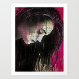 You Left, Too Soon Art Print