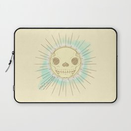 Neither the sun nor death can be looked at steadily Laptop Sleeve