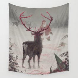 Rudolph uprising Wall Tapestry