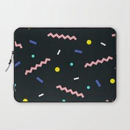 Memphis pattern 58 Laptop Sleeve