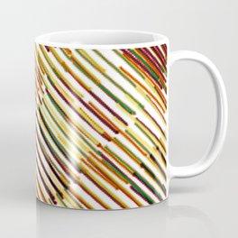 hashmark tan Coffee Mug