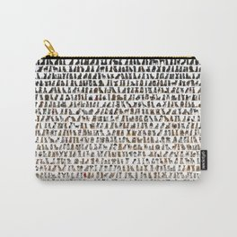 Dogs, cats, rats and rabbits Carry-All Pouch