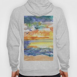 Playful Sea Hoody
