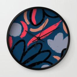 Sway Wall Clock