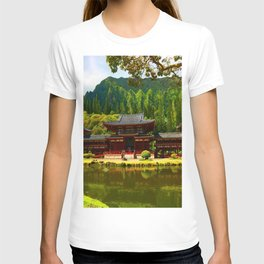 Temple Valley Temple ... By LadyShalene T-shirt