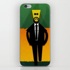 Mr. Personality iPhone & iPod Skin