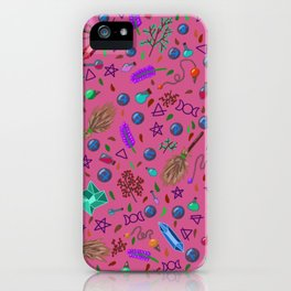 A magical mess #2 iPhone Case