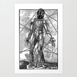 CENOBITE III Art Print