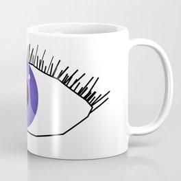 Eye doodle Coffee Mug