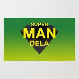 SuperMANDELA Rug