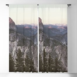 Great Nights in Yosemite Blackout Curtain