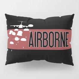 Airborne Jump (Airborne Red) Pillow Sham