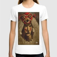 mononoke T-shirts featuring Mononoke by Debono Art