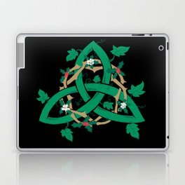 The Holly And The Ivy Laptop & iPad Skin