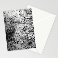 Branches & Leaves Stationery Cards