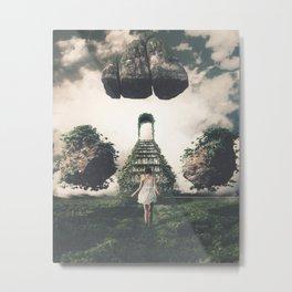Mystical Field Metal Print