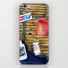 Necessary iPhone Skin