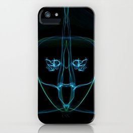 Something Strange iPhone Case