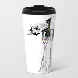 Where Y'AT-AT  Travel Mug