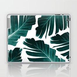 Tropical Banana Leaves Dream #1 #foliage #decor #art #society6 Laptop & iPad Skin