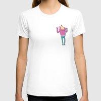 katamari T-shirts featuring Katamari Cousins - Macho by cakeisforrobots