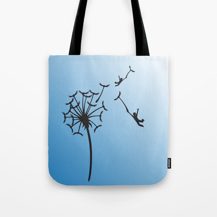 Dandelion Children Tote Bag