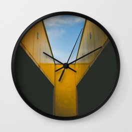 Noord Amsterdam Wall Clock