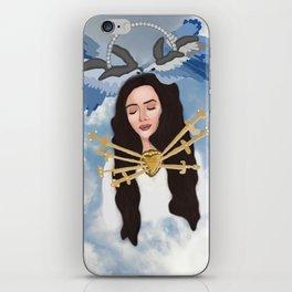 Angelic Del Rey iPhone Skin