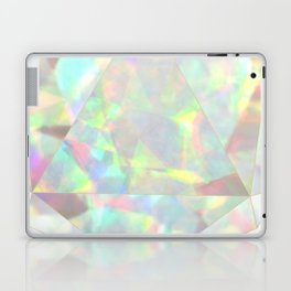 Milky White Opal Laptop & iPad Skin