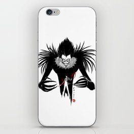 Shinigami iPhone Skin
