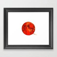 Giappone Framed Art Print