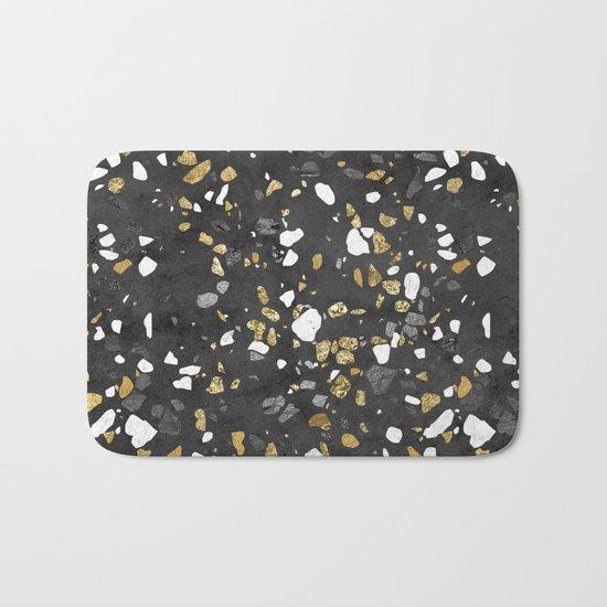 Glitter and Grit 2 Bath Mat