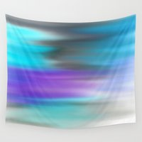 chill Wall Tapestries featuring Chill by Angelz