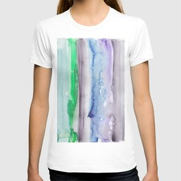 4 | 190907 | Watercolor Abstract Painting T-shirt