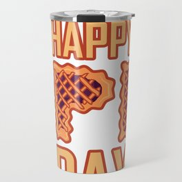 Awesome Happy Pi Day design Gift Student Math Pie Gift Travel Mug