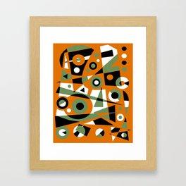 Abstract #977 Framed Art Print