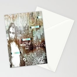 Staples and Portholes Stationery Cards