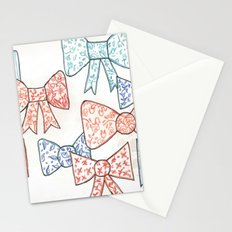 bows & ribbons! Stationery Cards