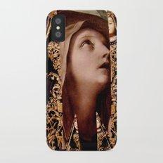 Notre Dame des Larmes iPhone X Slim Case