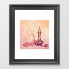 ORIENTAL DREAM Framed Art Print