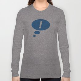 Thought Bubble! Long Sleeve T-shirt