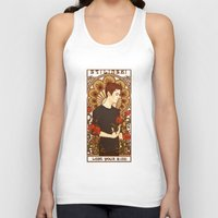 stiles Tank Tops featuring Stiles by callahaa