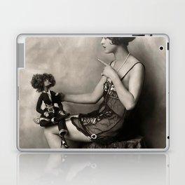 Naughty Dolly Laptop & iPad Skin