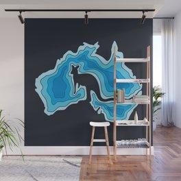 Australia Wall Mural