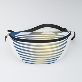 Mountain & Inlet Fanny Pack